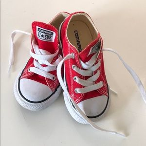 Toddler Converse All Stars